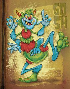GOSH Monster