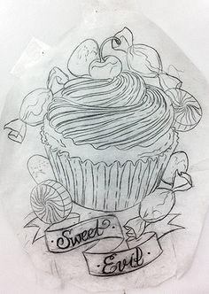 Sketch from Megan Massacre