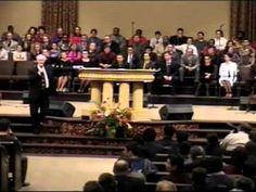 ▶ The Order of Creation - Rev. Lee Stoneking - FULL MESSAGE - YouTube
