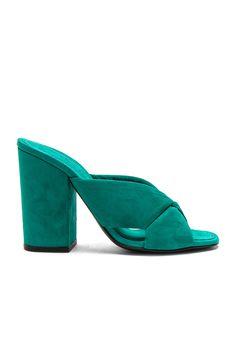 9972d98b21c ALUMNAE X Slide Block Heels.  alumnae  shoes