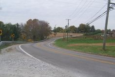 Only In Indiana - This Strange Phenomenon in Indiana is too Weird for Words (Gravity Hill)