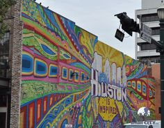 Half Day in Houston: Walk Your Way to Downtown Houston via the Buffalo Bayou Trail