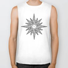 Surf in a windrose – compass (tattoo style) by #Beatrizxe | #Society6. T-shirt bike tank Illustration based in a tattoo style. I made a compass or windrose using surfing sport as inspiration. It's for this reason that the design is formed by waves and sunshine. It's an abstract beach. #compass #Windrose #arrow #tattoo #illustration #shadow #draw #artwork #art #artist #creative #drawing #inspiration #ink #design #tattoo #tattoodesign #creativity #lineart