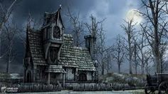 haunted house pictures - Google Search