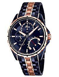 af482a7ae4d1 Lotus 18205 1 Colección Smart Casual - Reloj Analógico de Acero Inoxidable  con Movimiento de