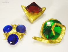 LARGE Spiritual Stones Legend of Zelda choose up to by Dreamscapee
