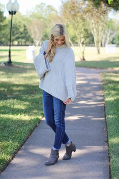 We love this sweater....