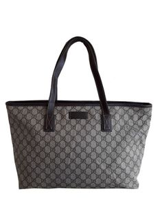 Currently at the  Catawiki auctions  Gucci - Gg Plus Zip Top Large Handbag  Grands 967fa93bb5b