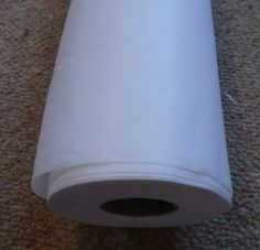 Heavy weight fusible iron on interfacing WHITE sold by the metre 70cm wide On Trend Fabrics http://www.amazon.co.uk/dp/B00HMJ5PIY/ref=cm_sw_r_pi_dp_ugMUwb1QFDZ2J