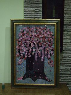 My art. SAKURA tree.
