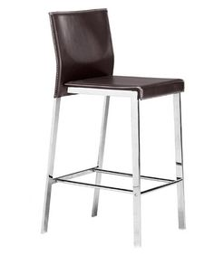 Add modern style to your home bar or kitchen island with the Zuo Modern Boxter Counter Stool . Gorgeously designed along contemporary lines, this square,. Black Counter Stools, Leather Counter Stools, Counter Height Stools, Counter Chair, Island Stools, Home Bar Furniture, Furniture Buyers, Wicker Furniture, Modern Bar Stools