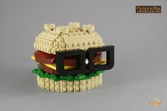 Nerdly Burger | by J.B.F