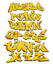 Bildergebnis für graffiti font to print