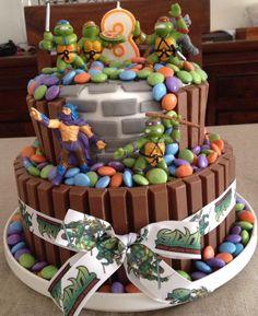 Raphael Ninja Turtle Cake Cakes By Lou Cakes I Have