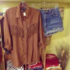 80's silk tunic with yummy fringe deets  ✌️ #vintage