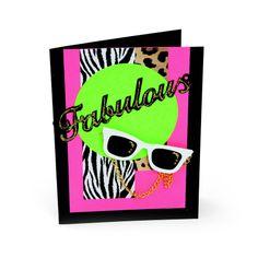 You Look Fabulous Card by Debi Adams - Scrapbook.com