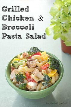 Grilled Chicken & Br