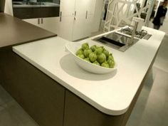 Vinegar Uses: Natural Pesticides - Ask Anna White Corian Countertops, Custom Countertops, Kitchen Countertops, Vinegar Uses, Vinegar And Water, White Vinegar, Natural Pesticides, Glass Tile Backsplash