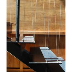 Image result for wire railing for stairs