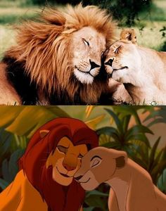Lion King in Real Life