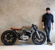 @caferacergram by CAFE RACER #caferacergram # @tommy.rand with XS500 'The Prince' by @relicmotorcycles #relicmotorcycles #xs500 #xs500caferacer #caferacer # #caferacers | More at www.facebook.com/caferacers (link in profile)
