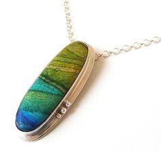 Polymer pendant, via Flickr.