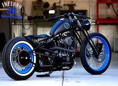 Blue bobber hell yeah