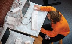 Computer Science:  The computer scientist enjoys the challenge of finding the best way to bring people and computers together by working to make society's interaction with technology fast, simple and natural. At Wheeling Jesuit University, we provide you with a strong fundamental knowledge of computer science and the practical skills to adapt as technology changes.