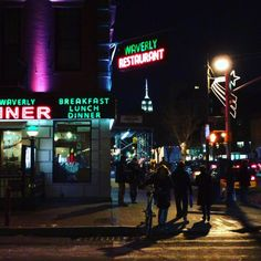 Waveryly Diner Restaurant New York City