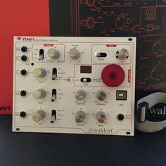 MATRIXSYNTH: Waldorf NW1 Wavetable Oscilattor