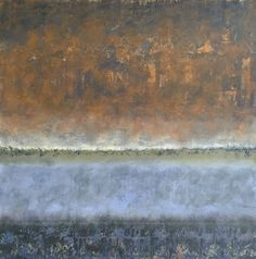 "della terra XXIX, oil on panel, 48"" x 48"""