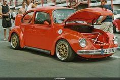 German Look Super Beetle
