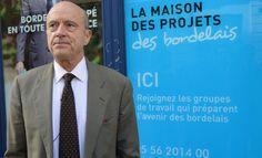 Alain Juppé se mobilise pour tenter de reprendre la Communauté urbaine de Bordeaux