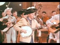 Bill Monroe and his Bluegrass Boys ~ Roanoke