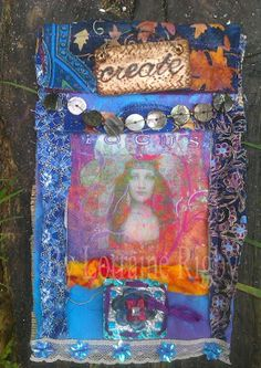 this prayer flag is absolutely gorgeous http://loveofcollage.blogspot.co.uk/