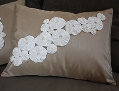 pillow - use Accuquilt