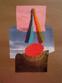 Collage by Nathalie Chikhi