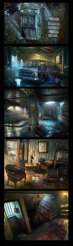Abandoned: Chestnut Lodge Asylum on Behance