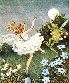 Ida Rentoul Outhwaite - Fairy