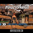 Trendz Fortune, Trendz Fortunato - The Fortune Initiative Hosted by Hellasmoke, DJ Getitrite - Free Mixtape Download or Stream it