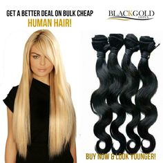 Cheap Human Hair Extensions burn the Pocket largely!!  Get a Better Deal on Bulk Cheap Human Hair. Latest Collections are Available at Cheapest Prices. Buy Now & Look Younger!