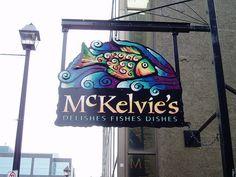 McKelvies restaurant, Halifax NS