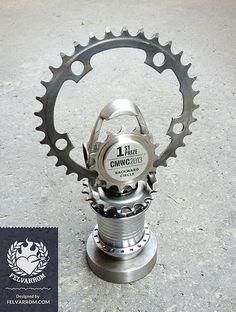 CMWC 2013, Backward Circle trophy on Behance