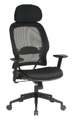 Office Seating - OfficeStar SPACE 55403 Manager #Chair - #OfficeFurniture