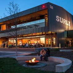 Beer Hall - Surly Br