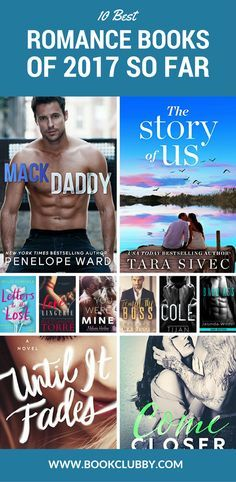 All the feels with the 10 best romance books worth reading of 2017 so far. They will make you laugh, cry and just about tear your heart in two. Add to your books to read lists now.