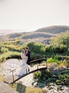 bröllopsporträtt på marstrand alicia swedenborg