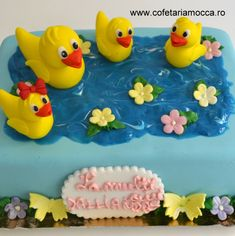 Home - Cofetăria Sweet Mocca Oradea Duck Cake, Mocca, Ducks, Birthday Cakes, Swan, Happy, Desserts, Kids, Food