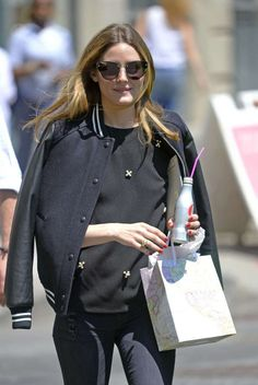 Olivia Palermo Out and about in New York - May 2017