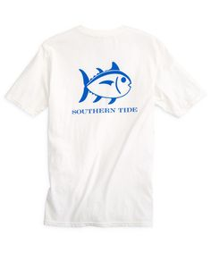 Simply a good looking, ultra-comfortable T-shirt from Southern Tide.